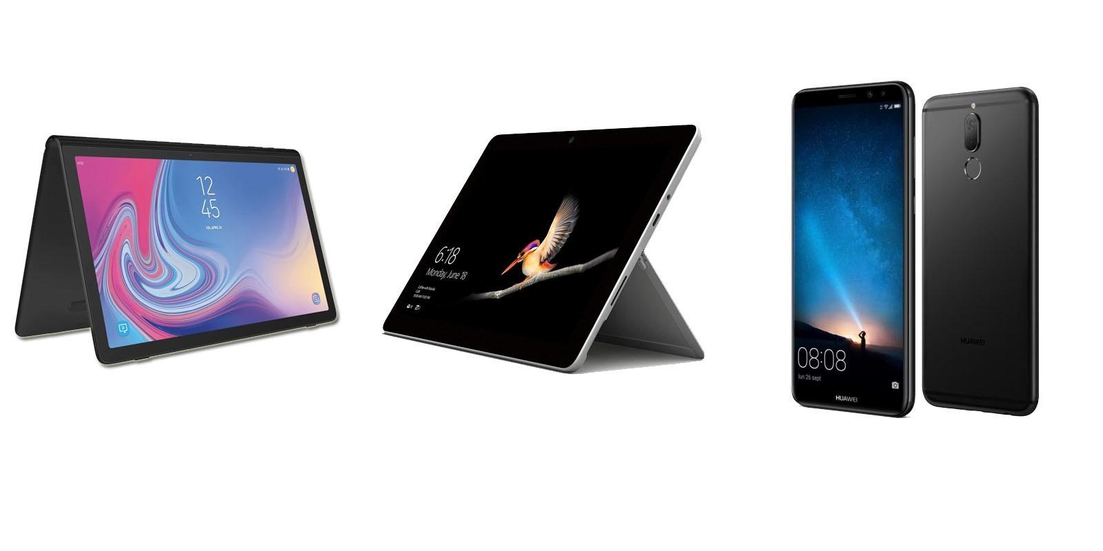 Nos modèles de tablettes, smartphones et leurs accessoires