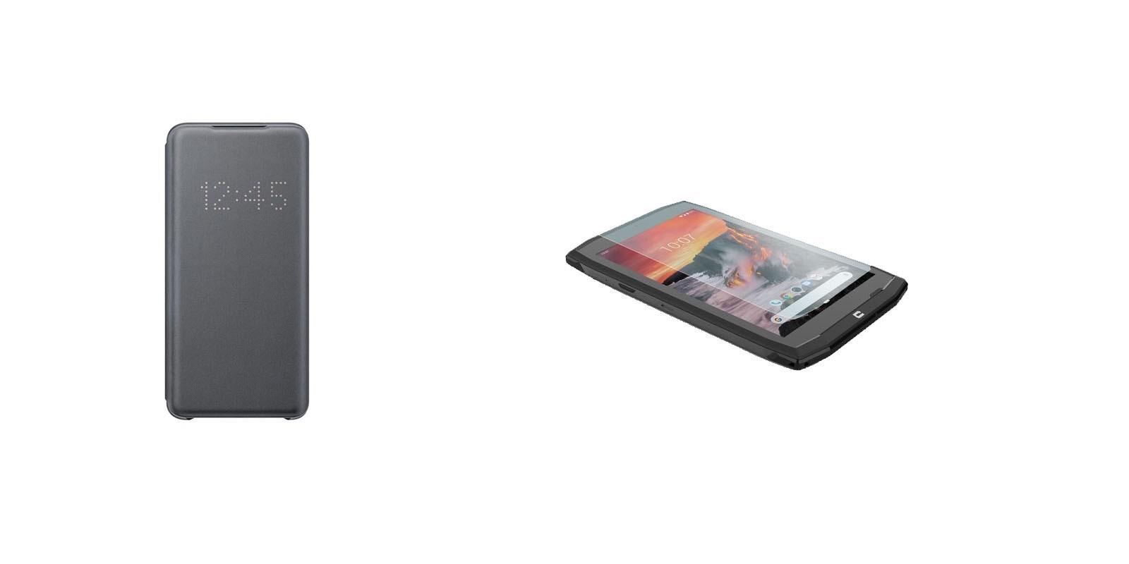 Etuis et verres de protection pour smartphones et tablettes