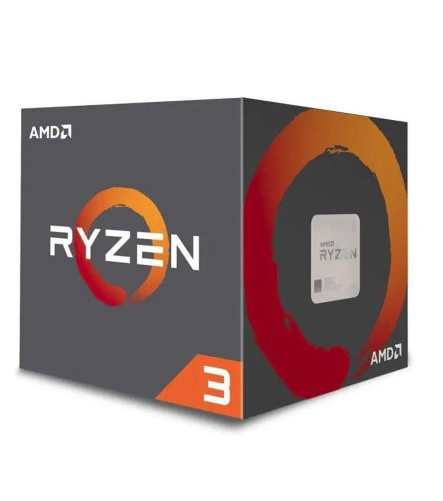 AMD Ryzen3 1200  3.10GHz (Box)
