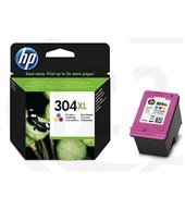 HP 304 xl couleurs