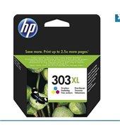 HP 303 xl couleurs