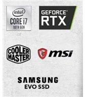 SPECTRE 2: i7-10700KF 16GB 1TB NVMe RTX 3070-8GB W10